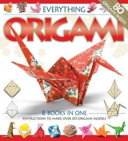 Everything Origami: 8 Books in One