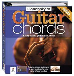 Dictionary of Guitar Chords