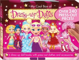 My Cool Box of Dress Up Dolls