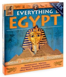 Everything Egypt (6 Books in 1)
