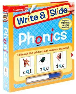 Write and Slide: Phonics