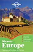 Book Cover Image. Title: Lonely Planet Discover Europe, Author: Oliver Berry