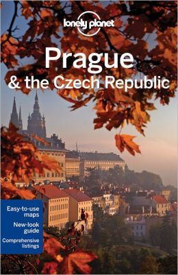 Lonely Planet Prague and the Czech Republic