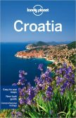 Book Cover Image. Title: Lonely Planet Croatia, Author: Anja Mutic