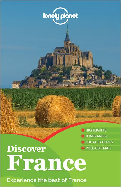 Books download for free in pdf Lonely Planet Discover France English version 9781742205649