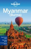 Book Cover Image. Title: Lonely Planet Myanmar (Burma), Author: Simon Richmond