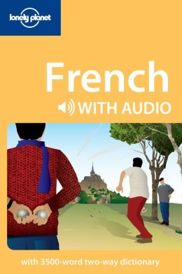 Lonely Planet French Phrasebook & Audio (Enhanced Edition)
