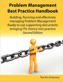 Problem Management Best Practice Handbook