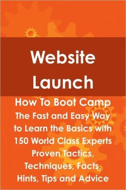 Website Launch How To Boot Camp