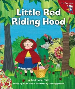 Emouse Traditional Tales Little Red Riding Hood