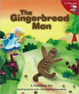 Emouse Traditional Tales The Gingerbread Man