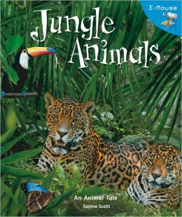 Emouse Animal Tales Jungle Animals