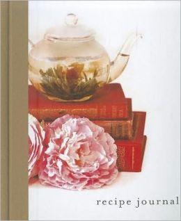 Recipe Journal - Tea: Silk Spinie