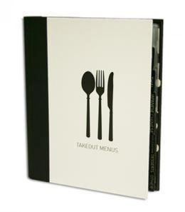 Take out menu Folder - Spoons