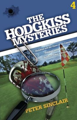The Hodgkiss Mysteries Volume 4