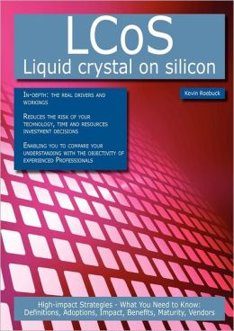 Lcos - Liquid Crystal On Silicon