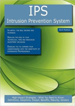Ips - Intrusion Prevention System