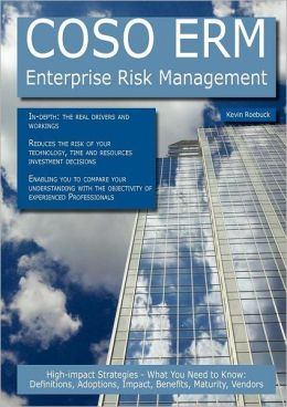 Coso Erm - Enterprise Risk Management
