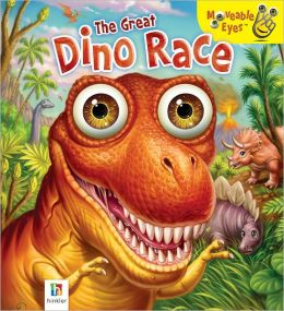 The Great Dino Race (Moveable Eyes)