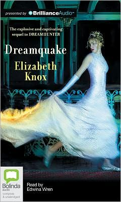 Dreamquake (Dreamhunter Duet Series #2)