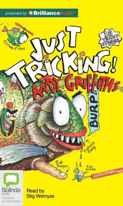 Just Tricking!