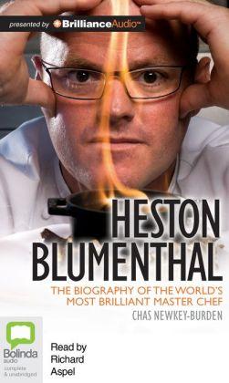 Heston Blumenthal
