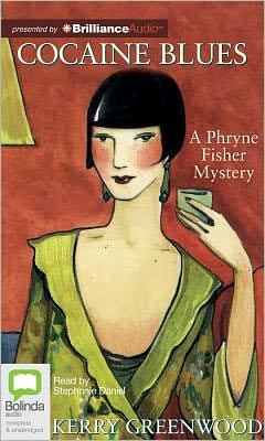 Cocaine Blues (Phryne Fisher Series #1)