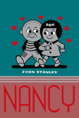 Nancy: Volume 4: The John Stanley Library