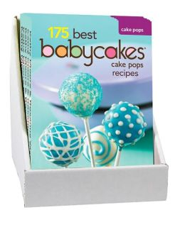 175 Best Babycakes Cake Pop Maker Recipes: Counter Display Pack