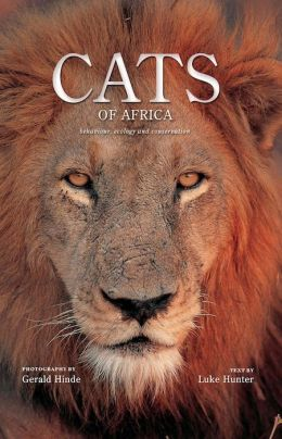 Cats of Africa (PagePerfect NOOK Book)