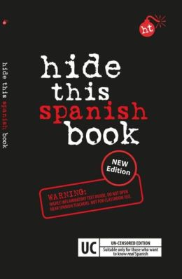 Hide This Spanish Book