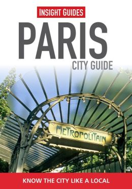 Insight Guides: Paris