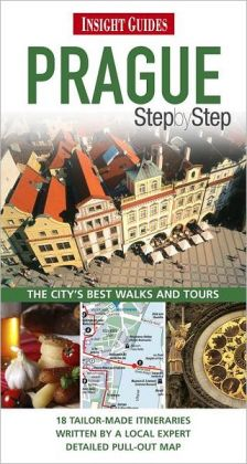 Insight Guides Step-By-Step Prague