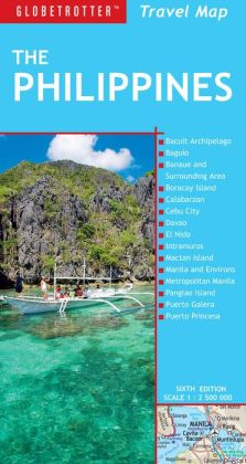 Philippines Travel Map, 6th