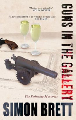Guns in the Gallery (Fethering Series #13)