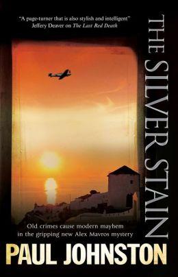 The Silver Stain (Alex Mavros Series #4)