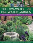 Book Cover Image. Title: The Low-Water No-Water Garden:  Gardening for Drought and Heat the Mediterranean Way, Author: Pattie Barron