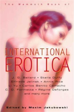 The Mammoth Book of International Erotica