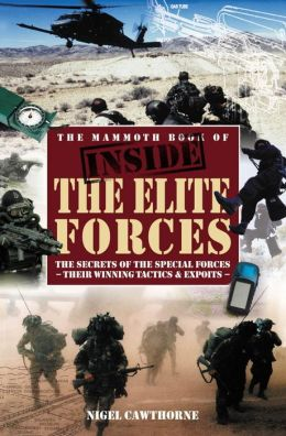 The Mammoth Book of Inside the Elite Forces