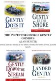 Book Cover Image. Title: George Gently Omnibus (Books 1-4), Author: Alan Hunter