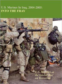 U.S. Marines In Iraq 2004-2005