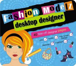 Fashion Modelz Desktop Designer