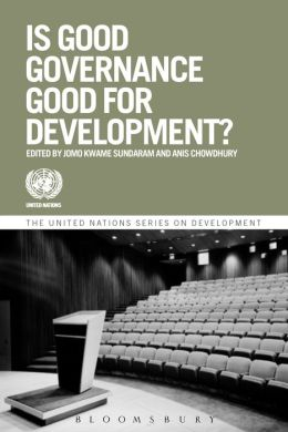 Is Good Governance Good for Development?