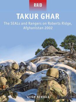 Takur Ghar - The SEALs and Rangers on Roberts Ridge, Afghanistan 2002