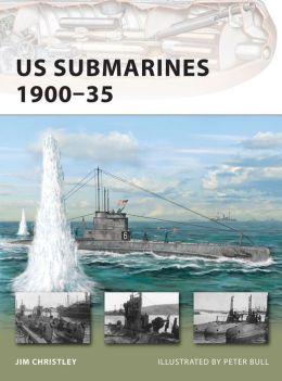 US Submarines 1900/35