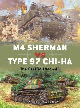 M4 Sherman vs Type 97 Chi-Ha: The Pacific 1945