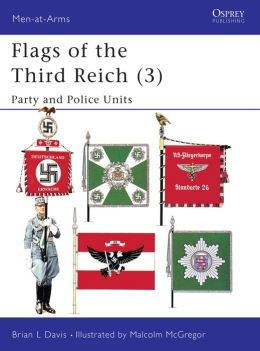 Flags of the Third Reich (3): Party & Police Units