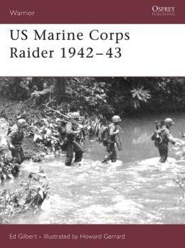 US Marine Corps Raider 1942-43