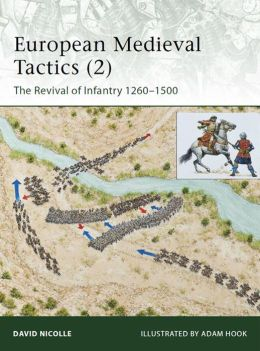 European Medieval Tactics (2): New Infantry, New Weapons 1260-1500