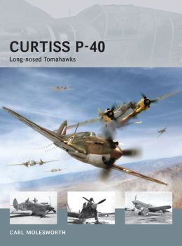 Curtiss P-40 n Long-nosed Tomahawks